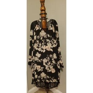 DR 2 by Daniel Rainn floral dress